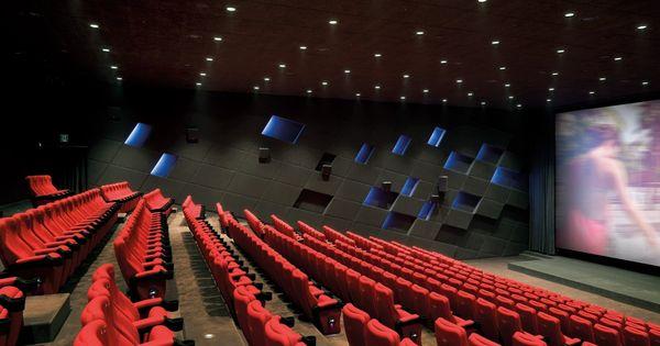 Thiết kế rạp chiếu phim cần chọn nội thất như thế nào?